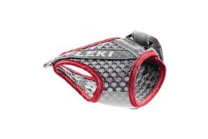 Темляки Leki Shark Frame Strap Mesh red
