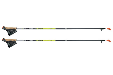 Gabel Stride X-5 Black/Yellow