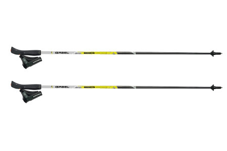 Gabel Stride S-3.0 Black/Lime