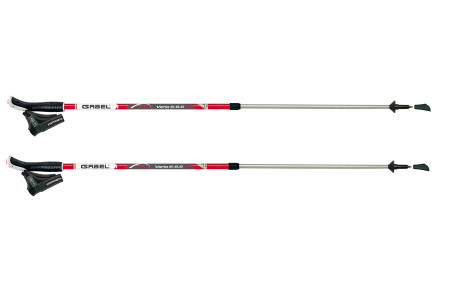 Gabel Stride Vario S-9.6 Red