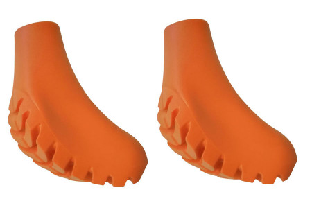 Наконечники Gabel Walking Pad XXL Orange