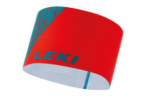 Повязка на голову Leki 4 Season Headband Red