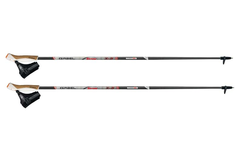 Gabel Stride X-5 Black/Red